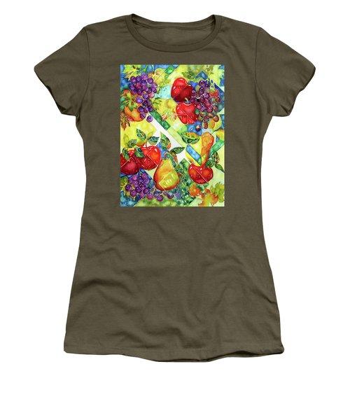 Light Through Glass Women's T-Shirt