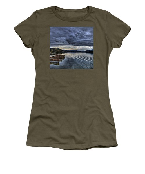 Looking West From 41 South Women's T-Shirt