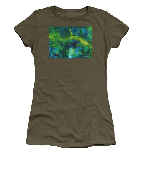 Marine Forest Women's T-Shirt