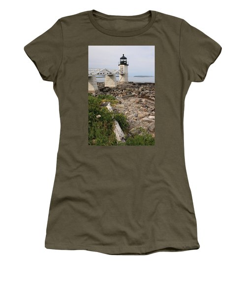 Marshall Point Lighthouse Women's T-Shirt