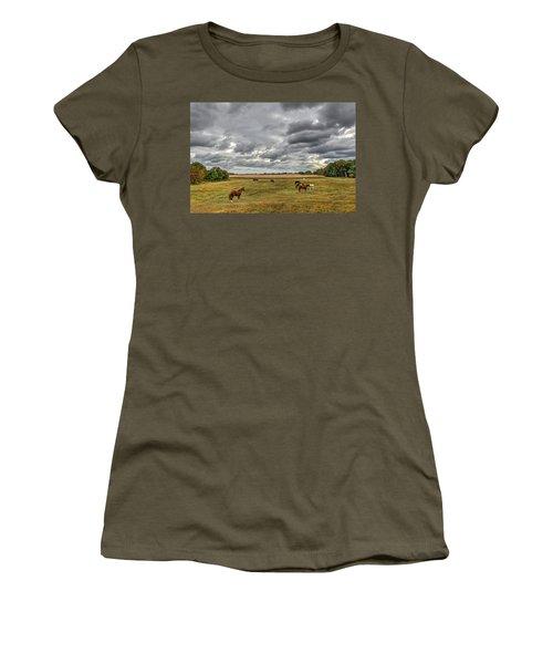 Maryland Pastures Women's T-Shirt