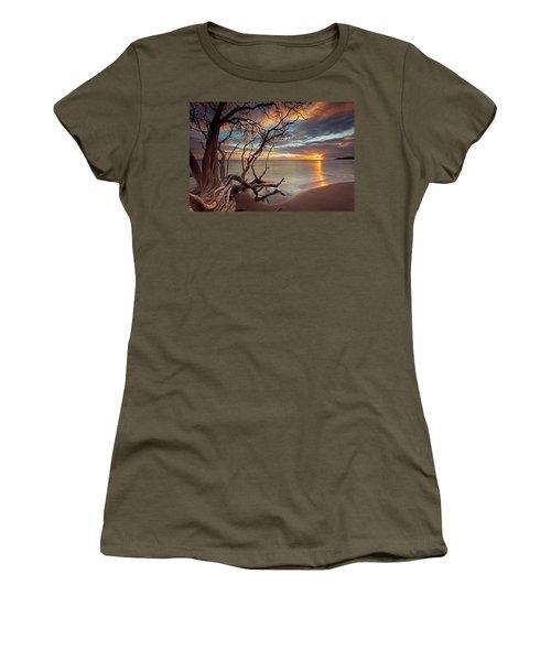 Maui Magic Women's T-Shirt (Athletic Fit)