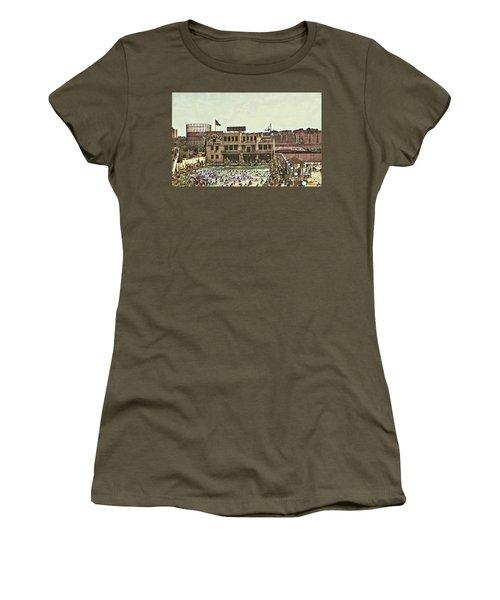 Miramar Saltwater Pool  Women's T-Shirt