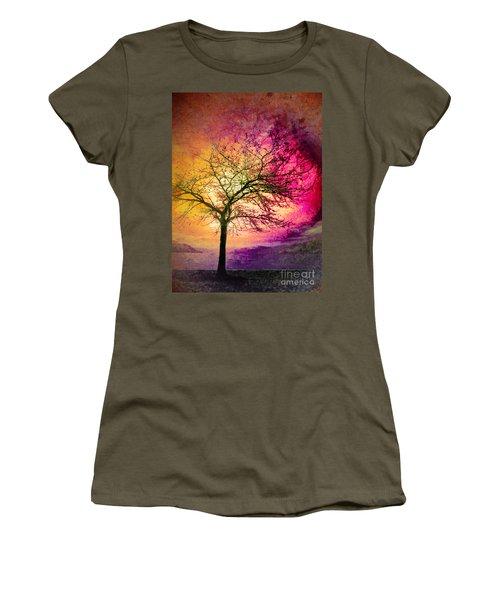 Morning Fire Women's T-Shirt