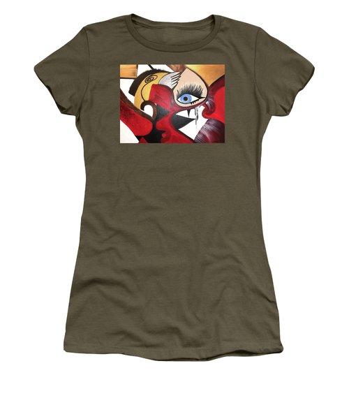 Motley Eye 2 Women's T-Shirt