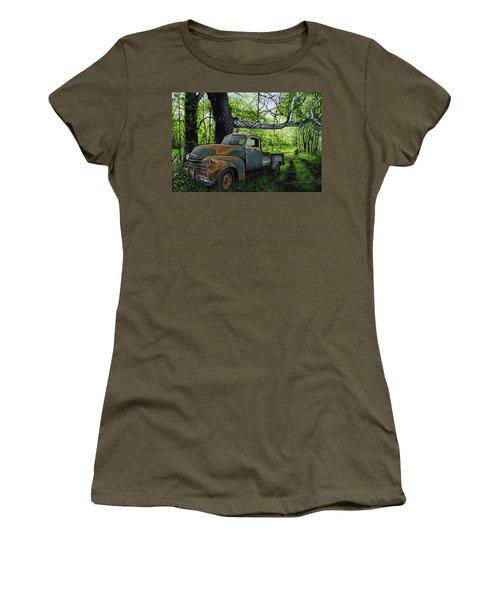 The Ol' Mushroom Hauler Women's T-Shirt