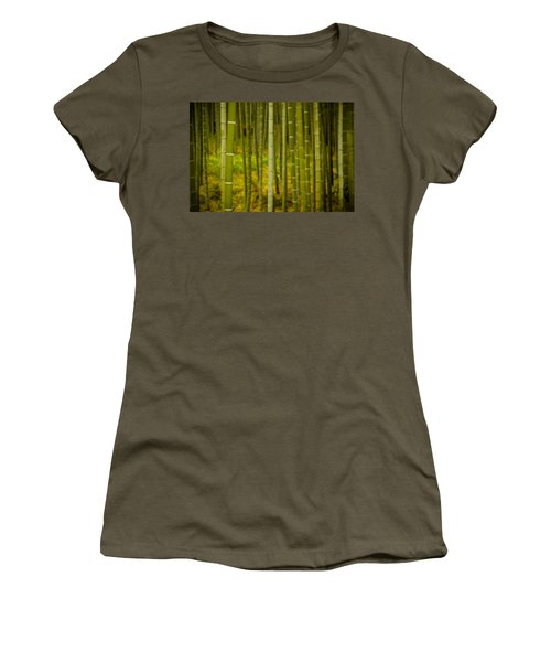 Mystical Bamboo Women's T-Shirt