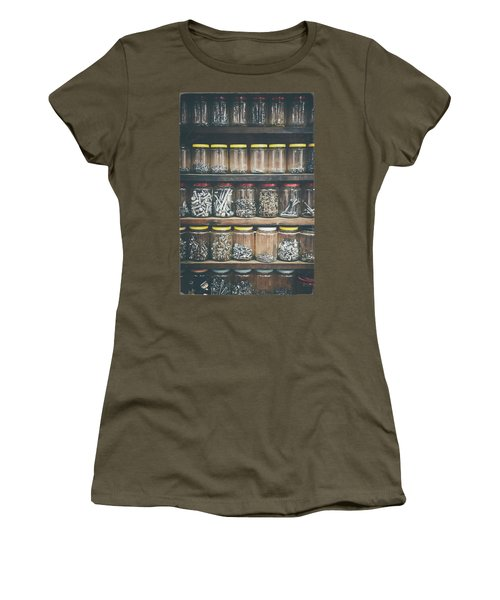 Nuts And Bolts And Bolts And Nuts Women's T-Shirt