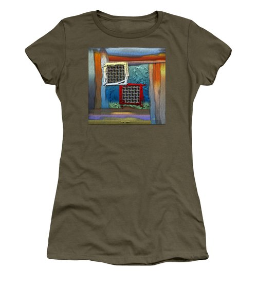 Obstructed Ocean View Women's T-Shirt
