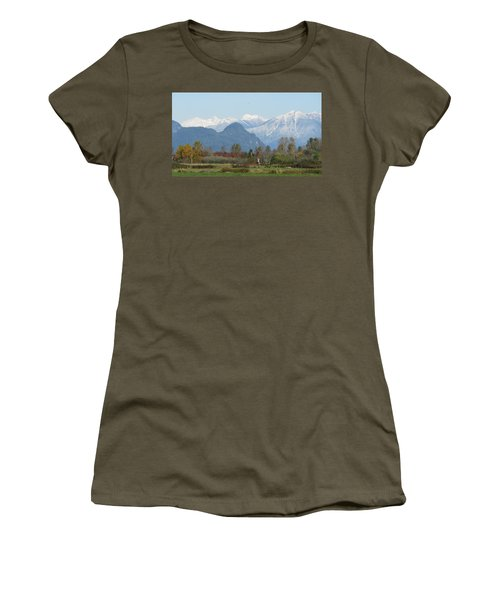 Pitt Meadows Women's T-Shirt
