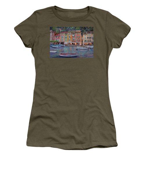 Portofino Al Crepuscolo Women's T-Shirt