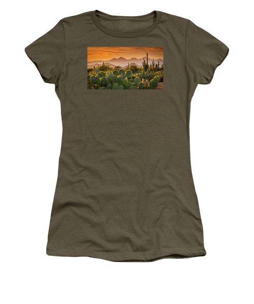 Pure Sonoran Gold  Women's T-Shirt