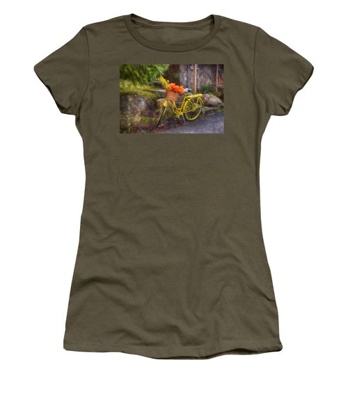 Ready To Go Women's T-Shirt (Junior Cut) by Tricia Marchlik
