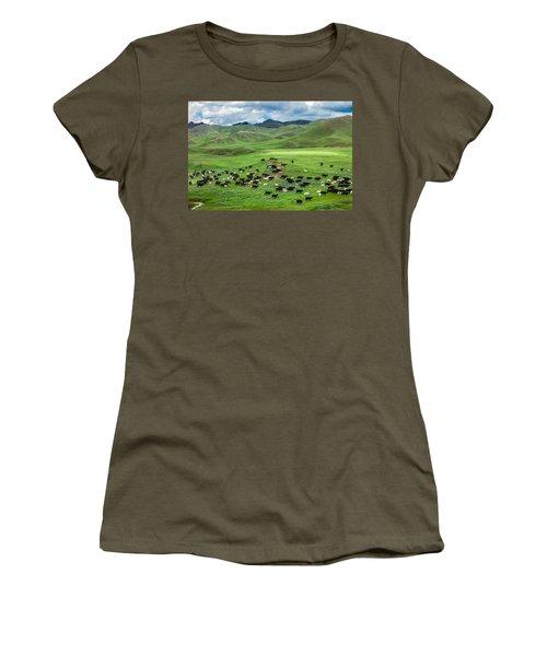 Salt And Pepper Women's T-Shirt