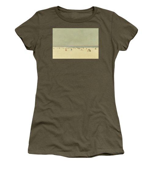 Sea And Sky Women's T-Shirt