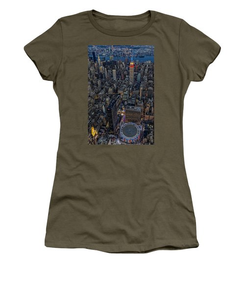September 11 Nyc Tribute Women's T-Shirt