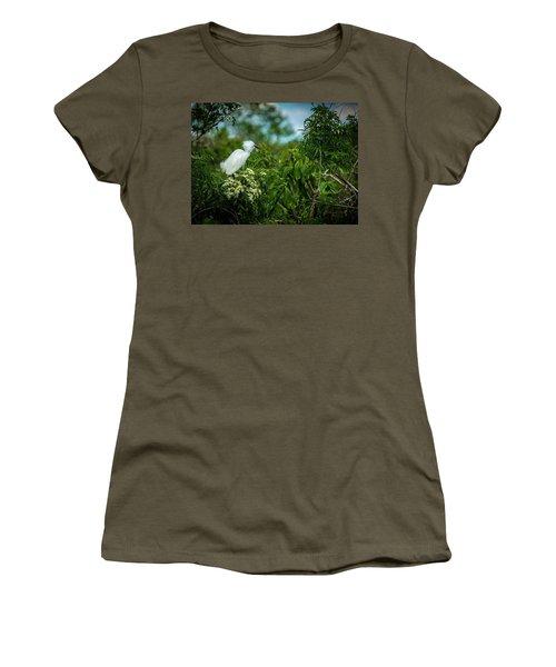 Snowy Women's T-Shirt