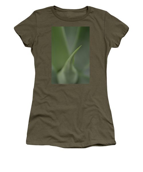 Softserve Swirl Women's T-Shirt (Athletic Fit)