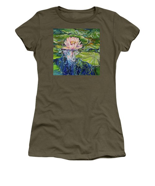 Solitude Waterlily Women's T-Shirt