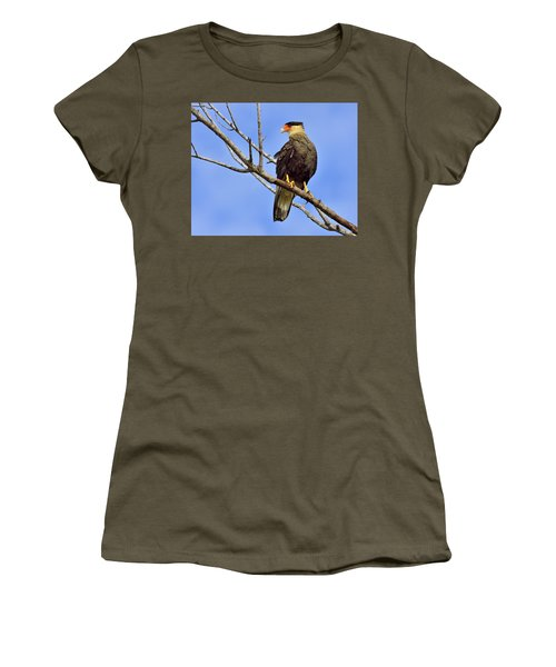 Women's T-Shirt (Junior Cut) featuring the photograph Southern Comfort by Tony Beck
