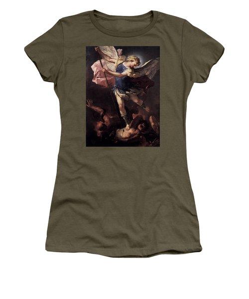 St. Michael Women's T-Shirt