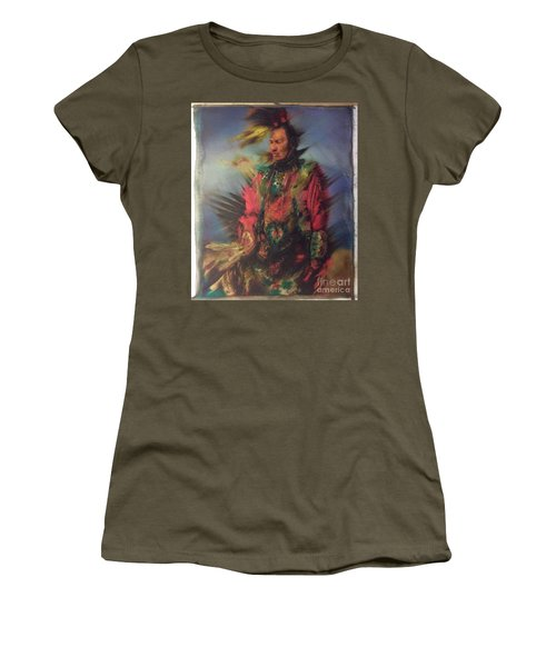 Standing Strong Women's T-Shirt (Athletic Fit)