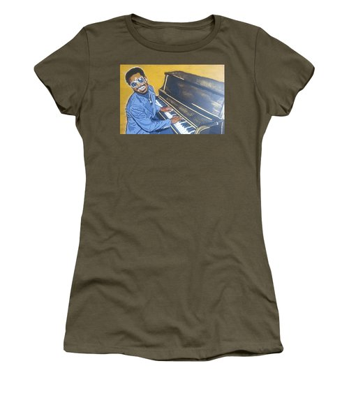 Stevie Wonder Women's T-Shirt