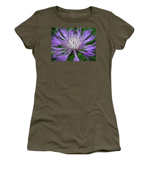 Summer Blooms Women's T-Shirt (Junior Cut) by Rebecca Overton