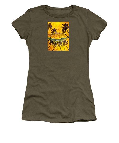 Sunset Dream Women's T-Shirt
