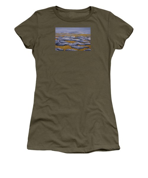 The Burren Women's T-Shirt (Athletic Fit)