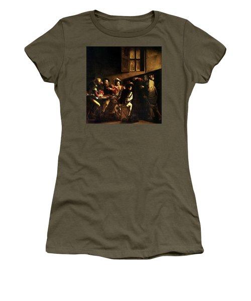 The Calling Of St. Matthew Women's T-Shirt
