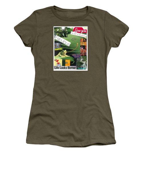 The Magic Of Life Women's T-Shirt
