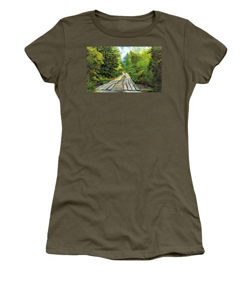 The Mcneely Bridge Women's T-Shirt