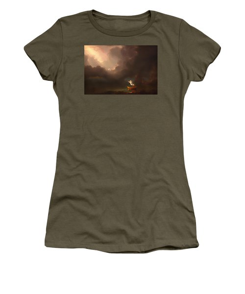The Voyage Of Life - Old Age Women's T-Shirt