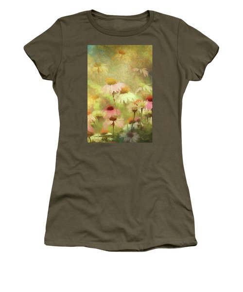 Thoughts Of Flowers Women's T-Shirt