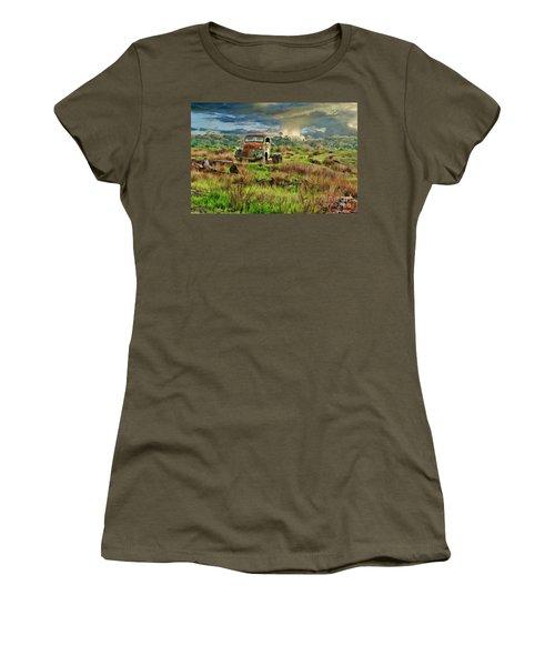 Tornado Truck Women's T-Shirt