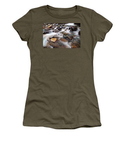 Water On The Rocks Women's T-Shirt