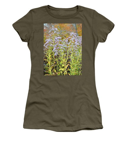 Whimsy Women's T-Shirt (Junior Cut) by Deborah  Crew-Johnson