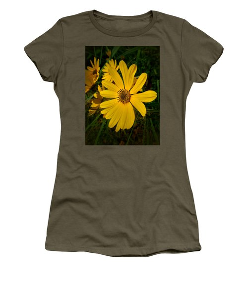 Wild Yellow Women's T-Shirt