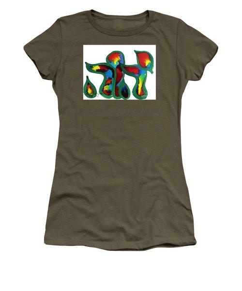 Yud Hey Vav Hey Name Of God Women's T-Shirt