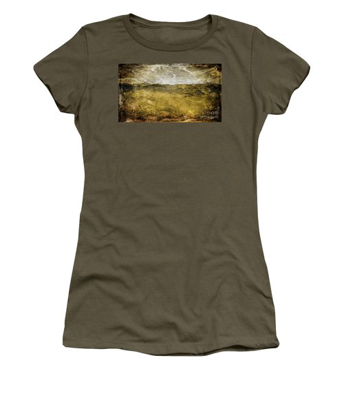 10b Abstract Expressionism Digital Painting Women's T-Shirt