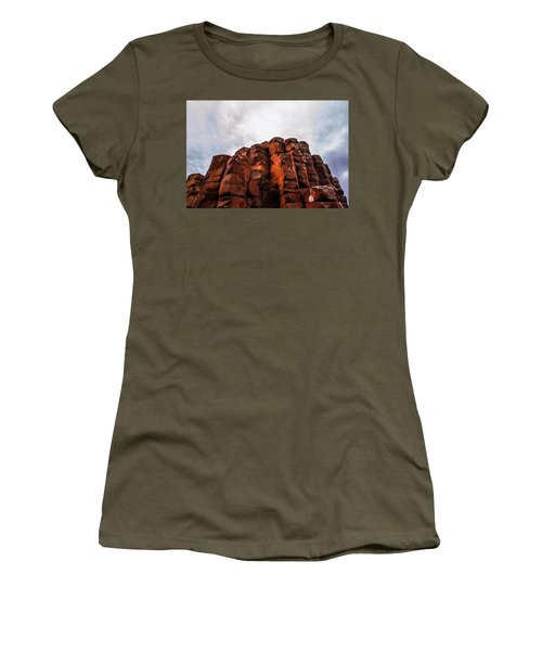 Giant's Causeway Women's T-Shirt (Athletic Fit)