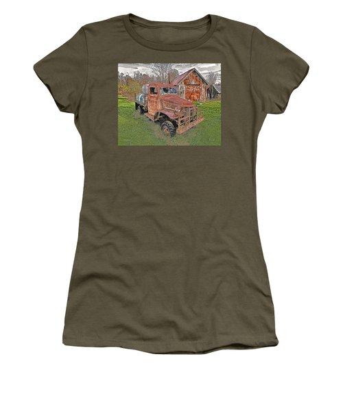 1941 Dodge Truck #2 Women's T-Shirt