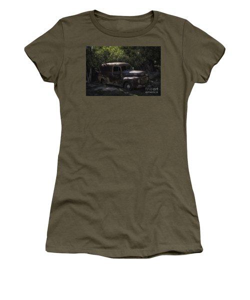 1950 Ford Panel Truck  Women's T-Shirt