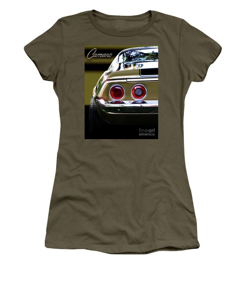 1970 Camaro Fat Ass Women's T-Shirt (Athletic Fit)