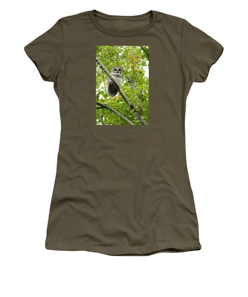 Barred Owl Women's T-Shirt
