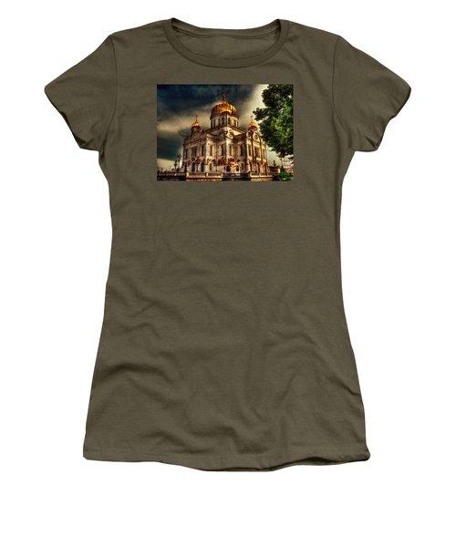 Building Women's T-Shirt