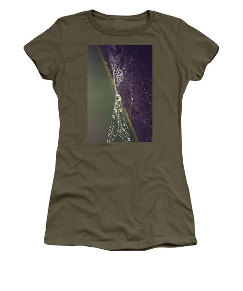 Droplets Women's T-Shirt