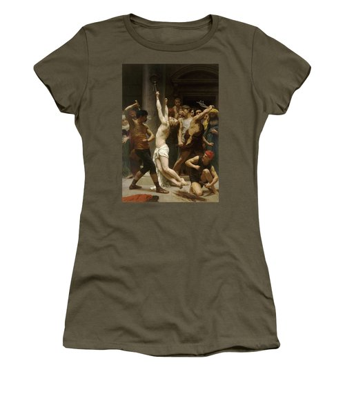 Flagellation Of Christ Women's T-Shirt