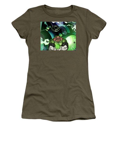 Green Lantern Women's T-Shirt